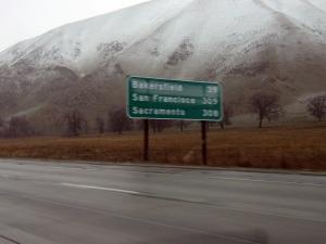 5 Freeway North