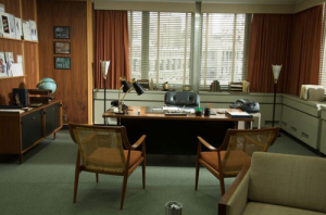Sterling Cooper: Don Draper's Office