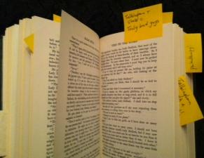 Post-Its When Reading
