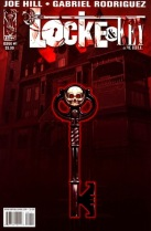 Locke and Key vol. 1 by Joe Hill and Gabriel Rodriguez