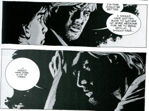 Rick Grimes Graphic Novel Walking Dead