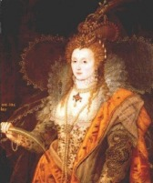 Queen Elizabeth; The Faerie Queene; Elizabethan Age