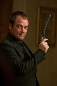 Crowley Supernatural Gaiman