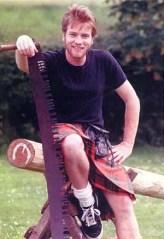 Ewan McGregor Kilt