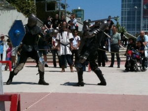 LARPers at Comic-Con