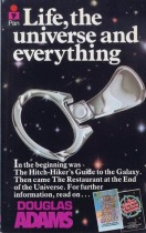 Life, the Universe, and Everything Hitchhiker's Guide Douglas Adams