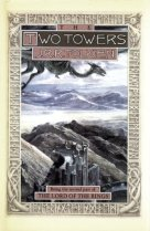 The Two Towers The Lord of the Rings by JRR Tolkien