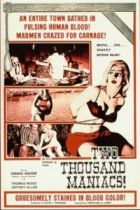 Two Thousand Maniacs Cult Horror movie