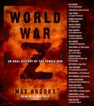World War Z Max Brooks Zombie Apocalypse audiobook